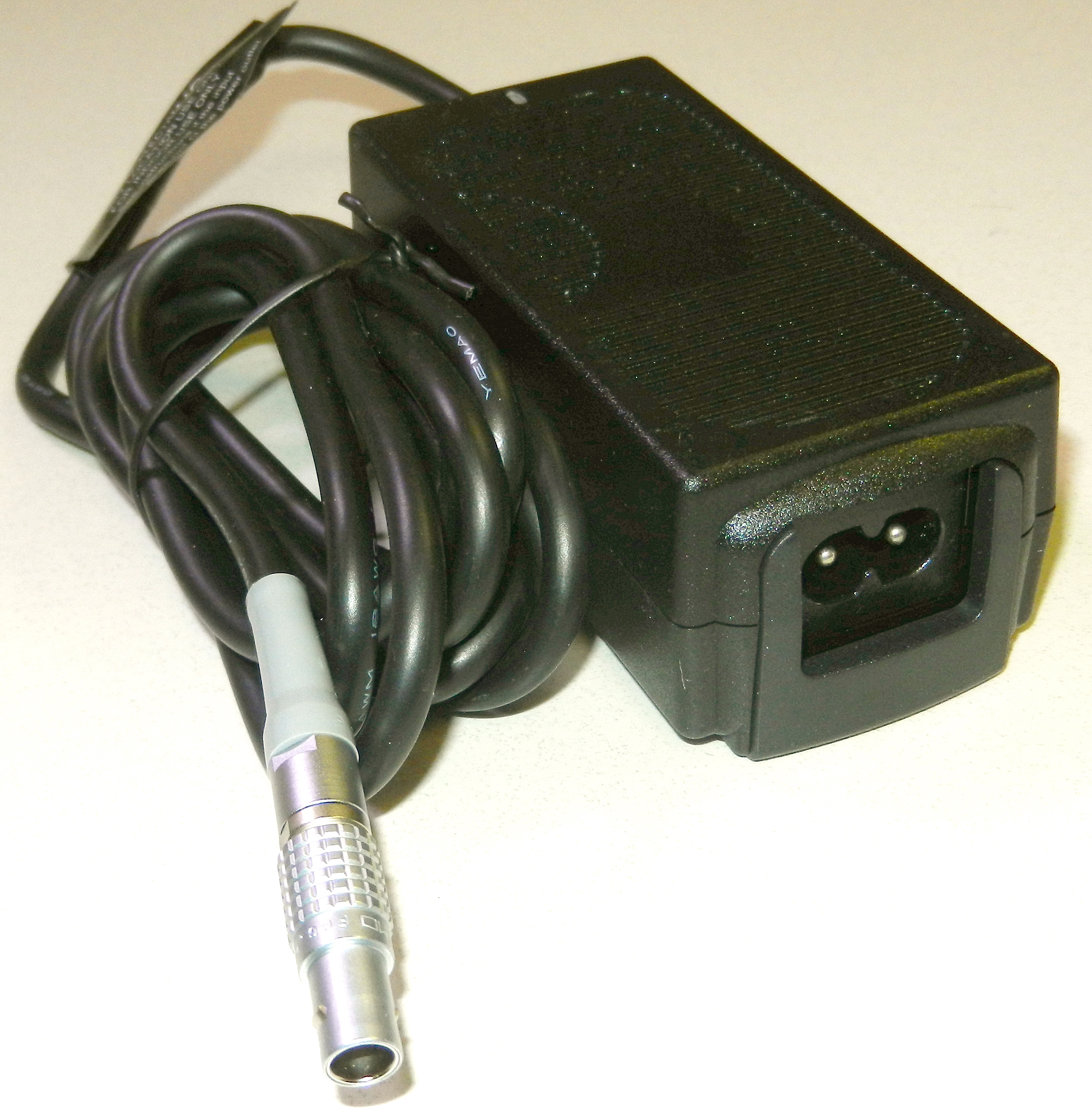 GlobTek's in-house cable assembly and injection molding division is now producing power supply ac adapters with Lemo P/N FGG.0B.305.CLAD52.Z with bend relief P/N GMA.0B.045.DG to address a customer specific...